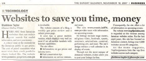 Websites to save you time, money